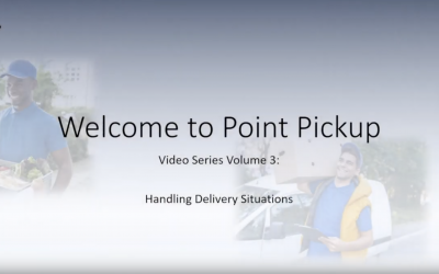 Education Series Vol. 3 – Handling Delivery Issues